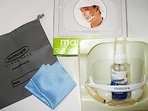 マスケア透明衛生マスク画像3